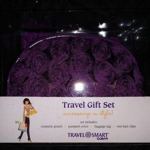 Brand New Travel Cosmetics Gift Set